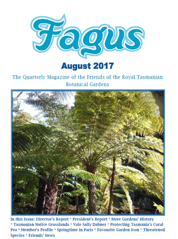 Fagus front cover image, edition May 2016