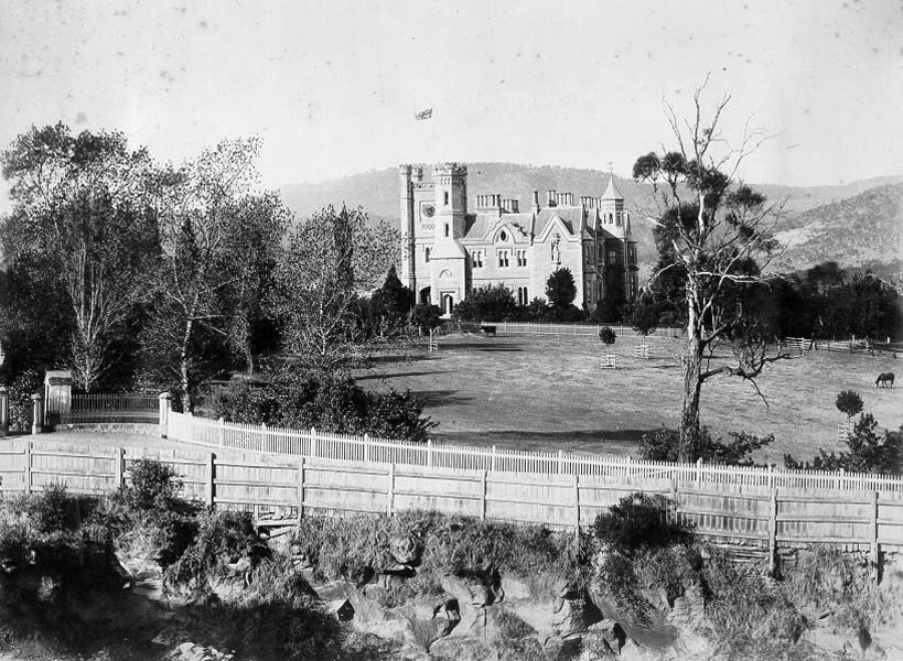 gov house from domain 1860's